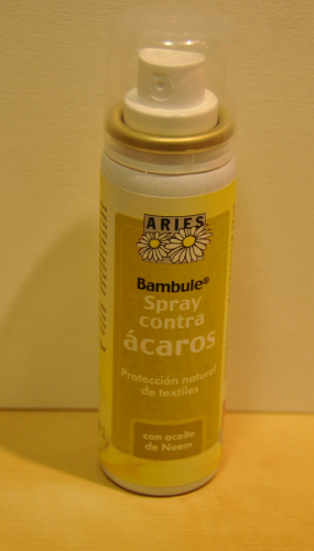 ANTI ACAROS BAMBULE 50ml.