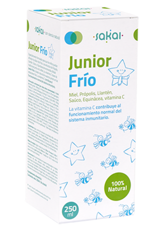 JARABE JUNIOR FRIO