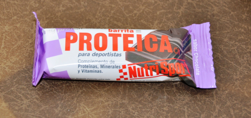 BARRITA PROTEICA CHOCOLATE