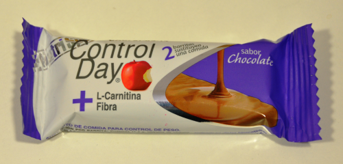 BARRITA CONTROL DAY CHOCOLATE