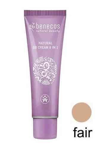 BB CREAM 8 en 1  FAIR