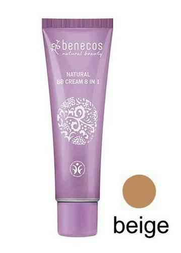 BB CREAM 8 en 1  BEIGE