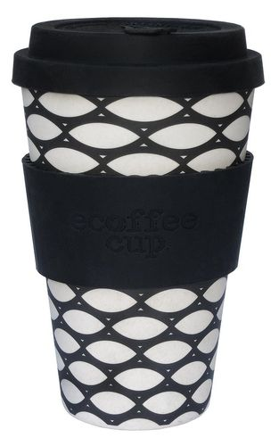VASO/TAZA DE BAMBÚ BASKETCASE 400ml