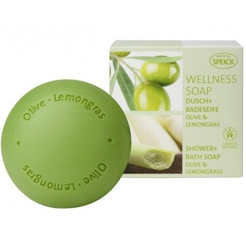 JABÓN WELLNESS OLIVA Y LEMONGRASS