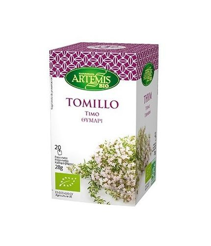 INFUSIÓN TOMILLO ECO
